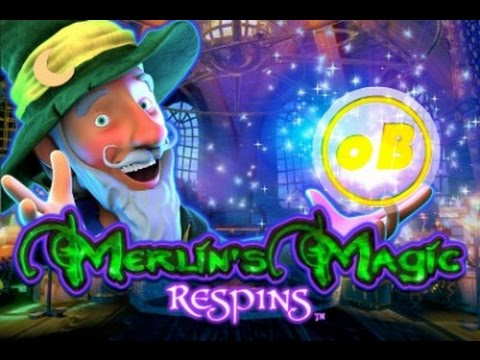 Merlins Magic Respins Christmas - Slot - Freespins- 3€ Bet [Real Money Bet]
