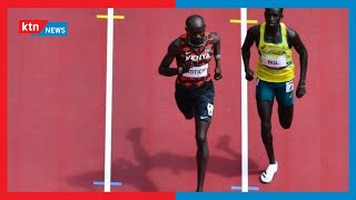 3 Kenyans hopeful of a medal in the 800m race after qualifying to the semis