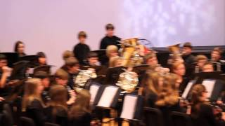 northern kentucky select 7th grade band black forest overture michael sweeney