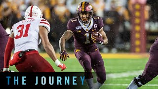 A Look at Shannon Brooks and Rodney Smith at Minnesota   B1G Football   The Journey