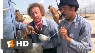 Stir Crazy (1980) - Your Debt to Society Scene (5/10) | Movieclips