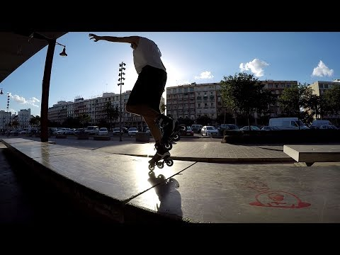 One for all! - Tau & Katana Trinity skates - Powerslide Inline skating