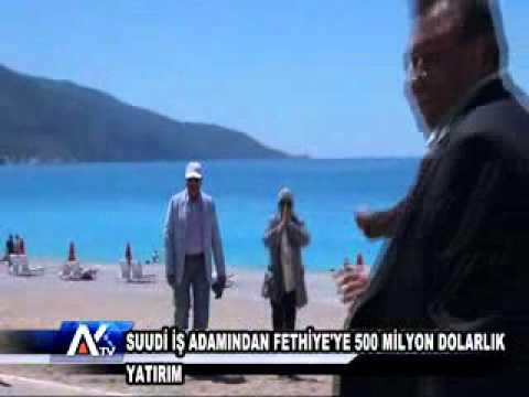 AYTV AYDIN-SUUDİ İŞ ADAMINDAN 500 MİLYON DOLARLIK YATIRIM