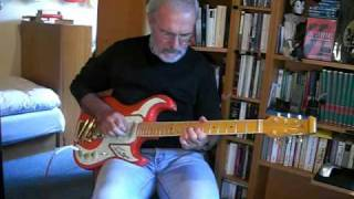 Aranjuez -  Rodrigo`s guitar concerto de Aranjuez  (Shadows cover )