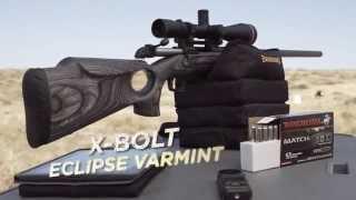 Browning X Bolt Eclipse Varmint Rife Youtube