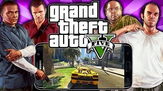 3 GRY PODOBNE DO GTA 5 Na Telefon!