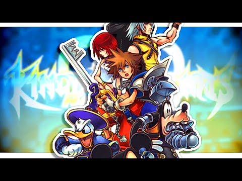 【 KINGDOM HEARTS RE: CODED】Opening Gameplay CRITICAL | Road to Kingdom Hearts 3 *Proud Blind*