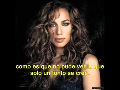 Leona Lewis   Take A Bow (Traducida al Espaol).wmv