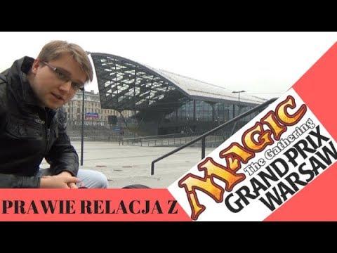 Relacja z Grand Prix Warszawa 2017 - ANB - Magic: The Gathering po polsku