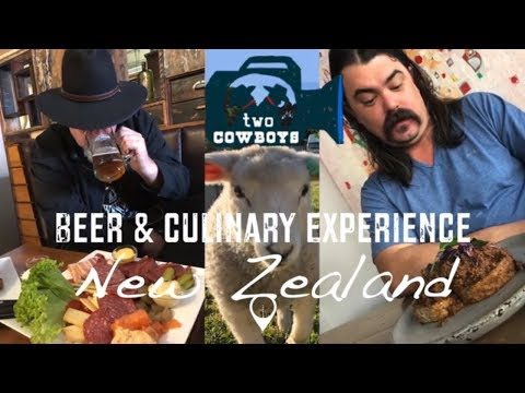 New Zealand Beer And Culinary Experience Episode 3: Dunedin Craft Beer And Food Festival