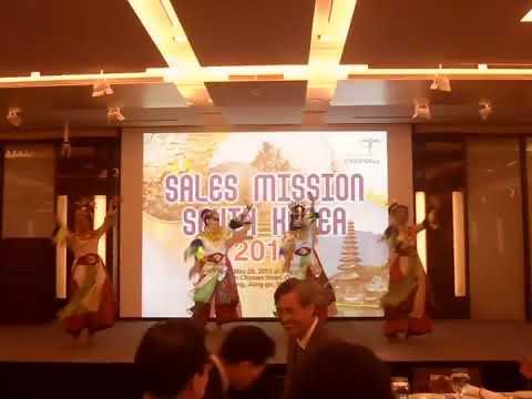 Lenggang Nyai @ Indonesia Travel Sales Mission 2013