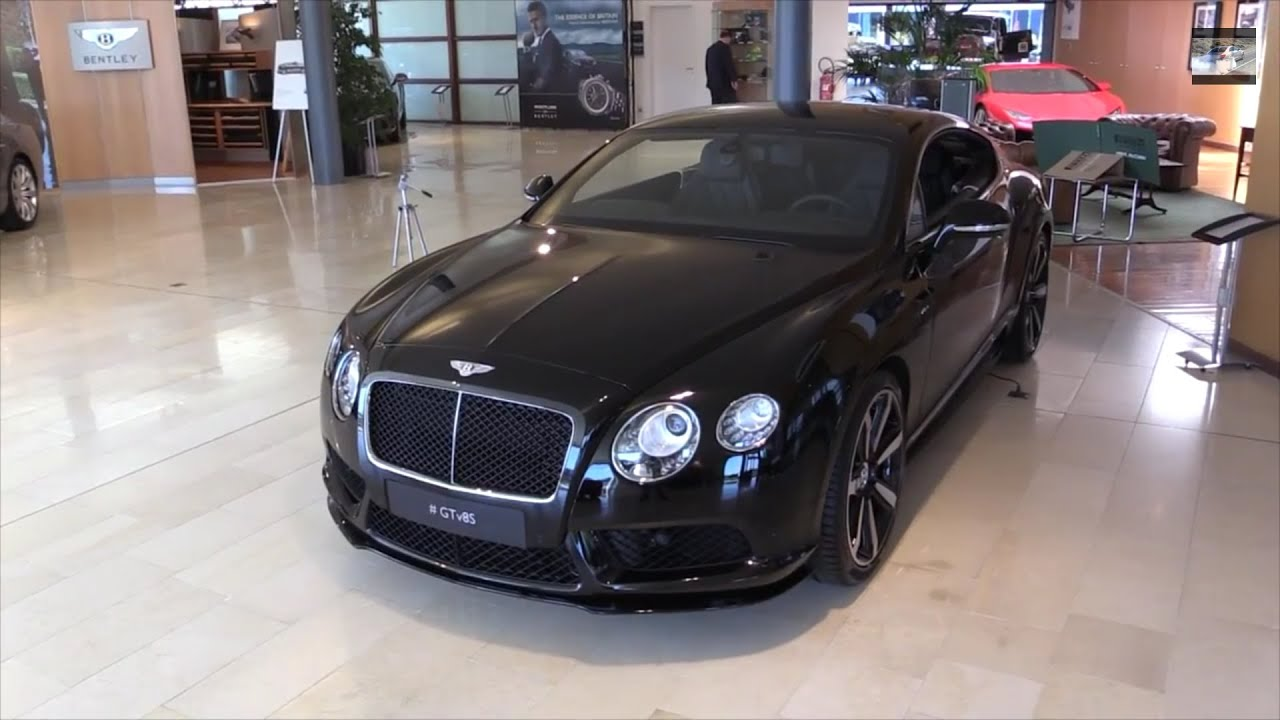 Bentley continental gt v8 s 2016 in depth review interior exterior bentley continental gt v8 s 2016 in depth review interior exterior youtube vanachro Choice Image