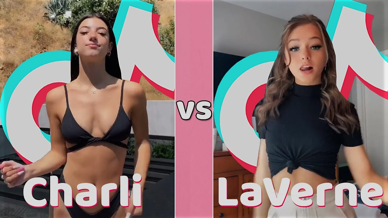 Charli D'amelio Vs Zoe LaVerne TikTok Dances Compilation (July 2020)