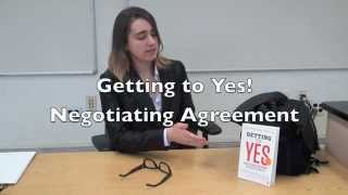 Getting to Yes! Negotiating Agreement REVIEW - NudeAnswers.com