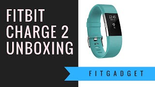 Fitbit Charge 2 Unboxing [deutsch]