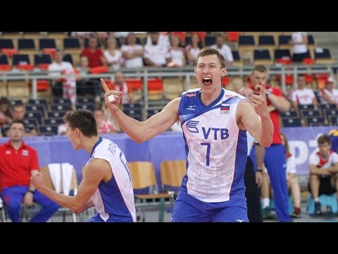 Speed Player Dmitry Volkov