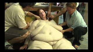 Feed, making of, fat suit, 2005, 1of2