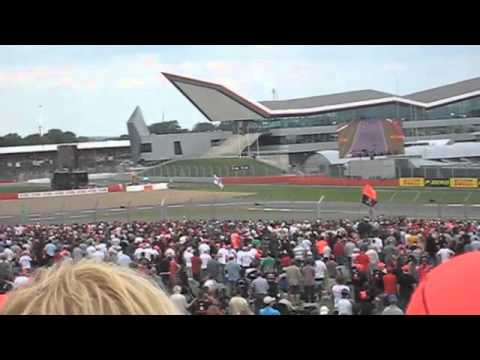 Formula One British Grand Prix 2011