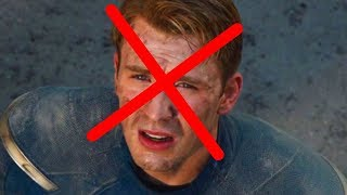 Why Marvel Wants to Remove Captain America