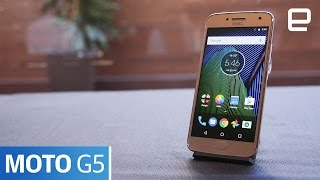 Moto G5 & G5 Plus | Hands-On | MWC 2017
