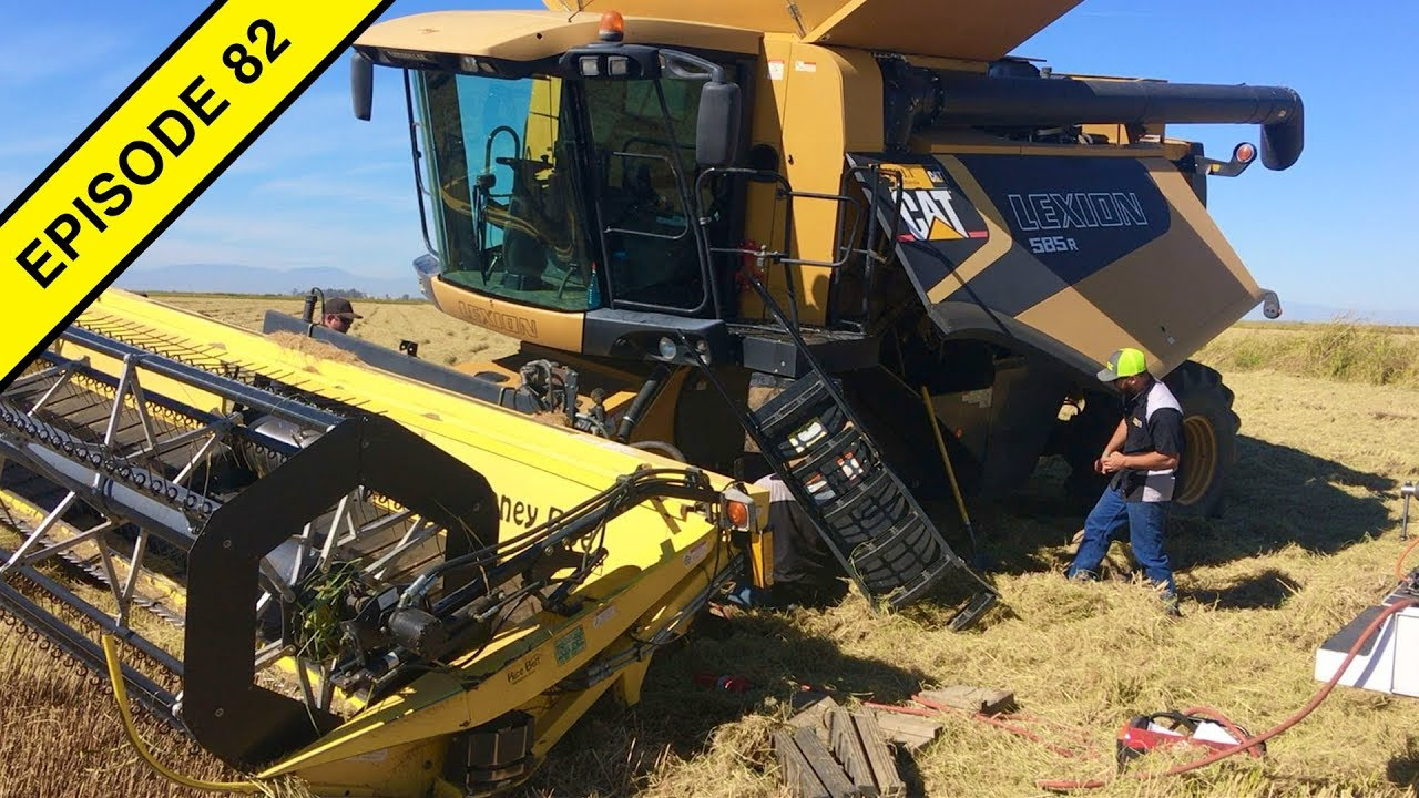 Death by Harvest: A Story of Tractor Breakdowns!