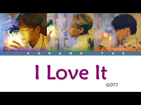 GOT7 (갓세븐) - 'I love It' Lyrics [Color Coded_Han_Rom_Eng] Mp3