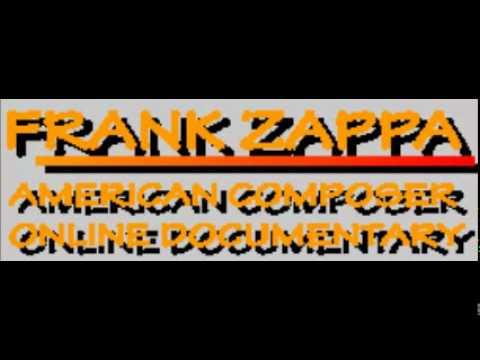 Frank Zappa, American Composer 4