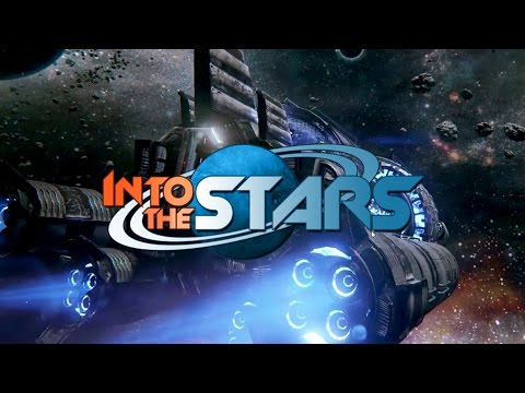 What is... Into the Stars (Giant Open Universe - FTL Inspired Bridge Simulator) Gameplay