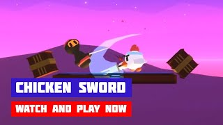 Chicken Sword: Ninja Master · Game · Gameplay