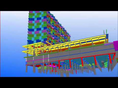 2016 North American BIM Awards - City Hyde Park