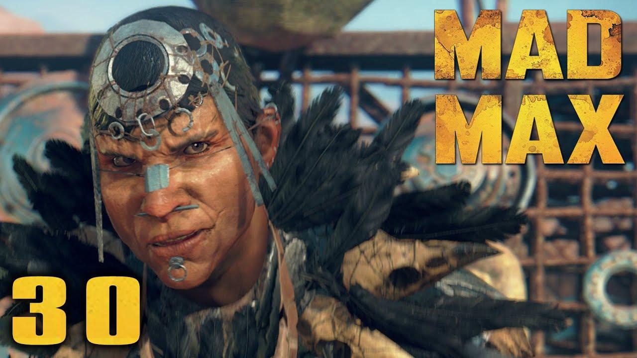 Mad Max [Deutsch] 30 - Zu gegebener Zeit - [Let´s Play]  HD