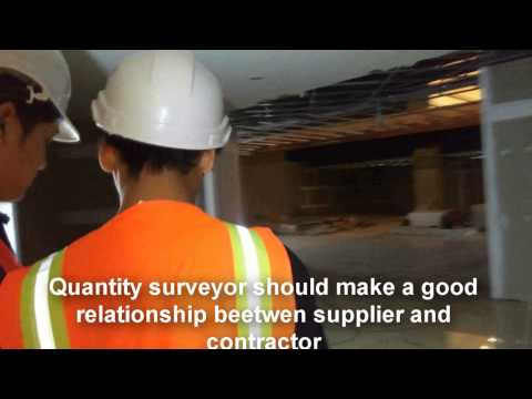 A Day in the Life of a Quantity Surveyor