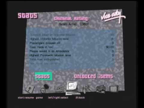 GTA Vice City Property 1 Ocean Heights Aparement  YouTube