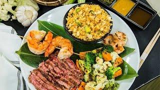 Chef Mike Monzon&#39s Teppanyaki Recipe