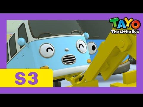Tayo Español la Serie 3 l #10 Toto y Bongbong l Tayo el pequeño Autobús