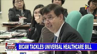 Bicam tackles universal healthcare bill