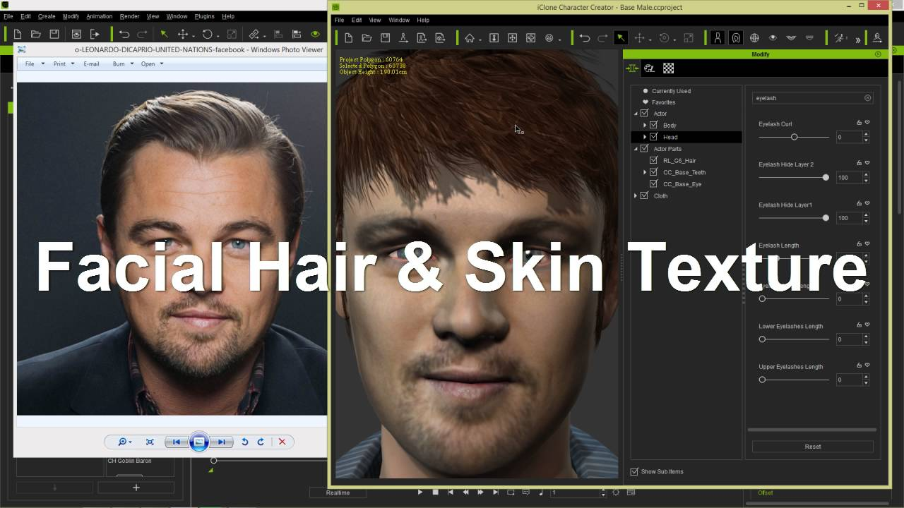 CrazyTalk 8 Tutorial - Exporting CT8 Heads to 3D Tools