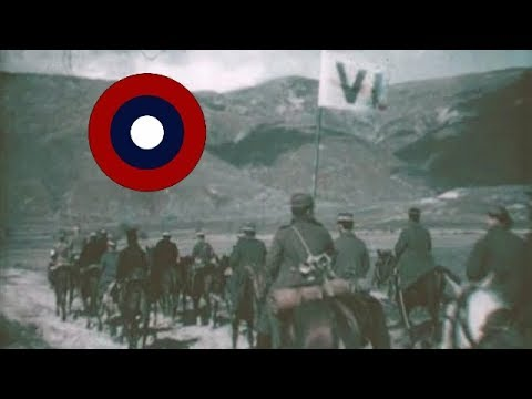 When Was The First War Film?