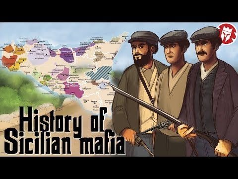 Origins of Sicilian Mafia