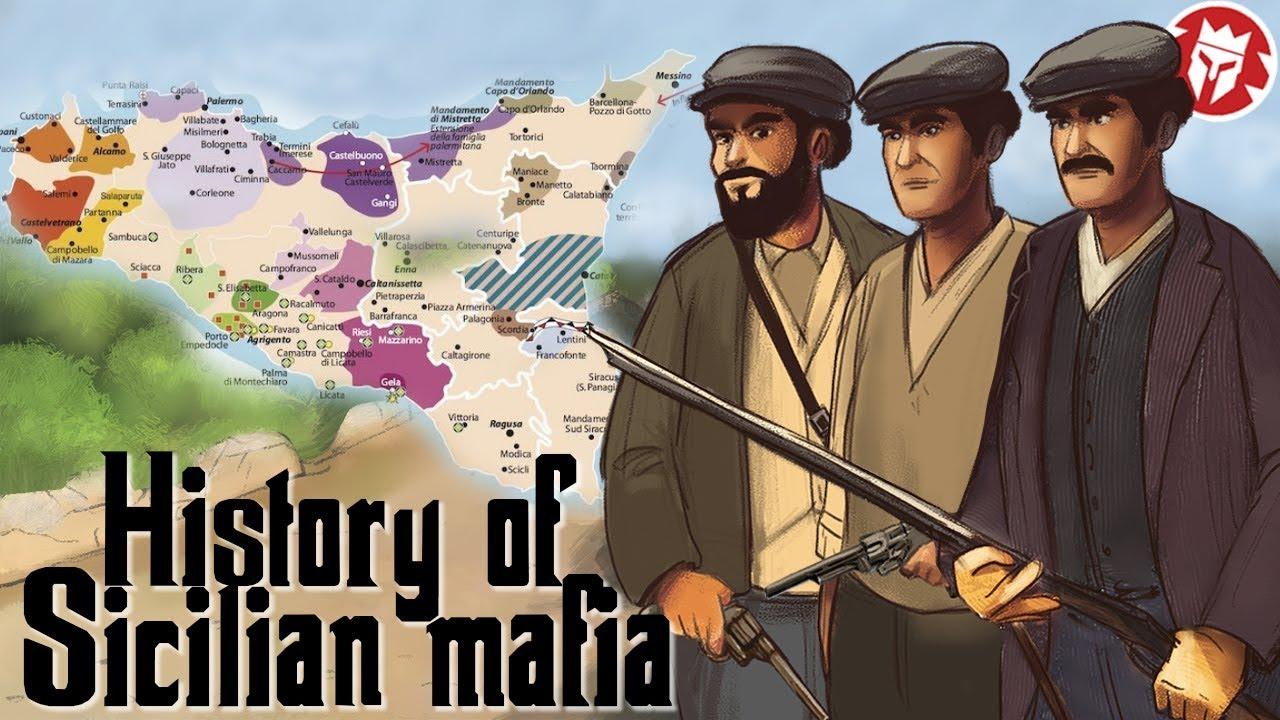 Download Origins of Sicilian Mafia