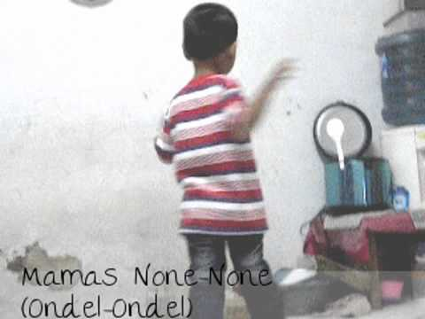 Ondel-Ondel Betawi None-None MAMAS
