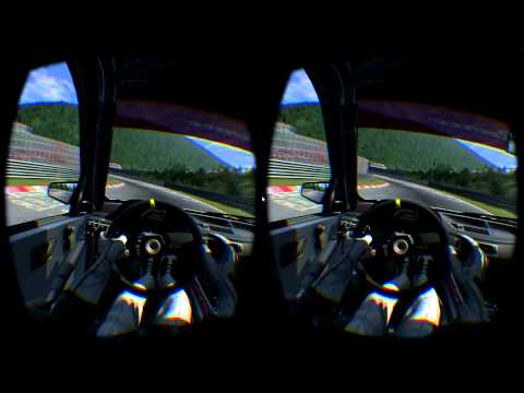 Assetto Corsa DREAM PACK (RIFT/CARDBOARD VIDEO) |