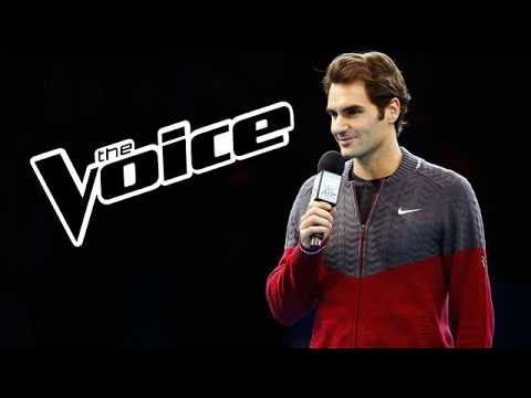 Roger Federer - The Voice (HD)