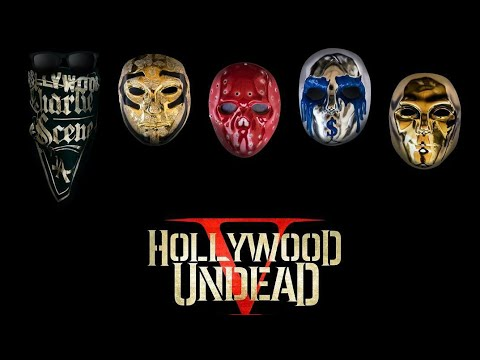 Hollywood Undead - Renegade (teaser)