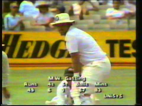 Cricket : England in Australia 1986-87 - 'The Triumphant Tour'