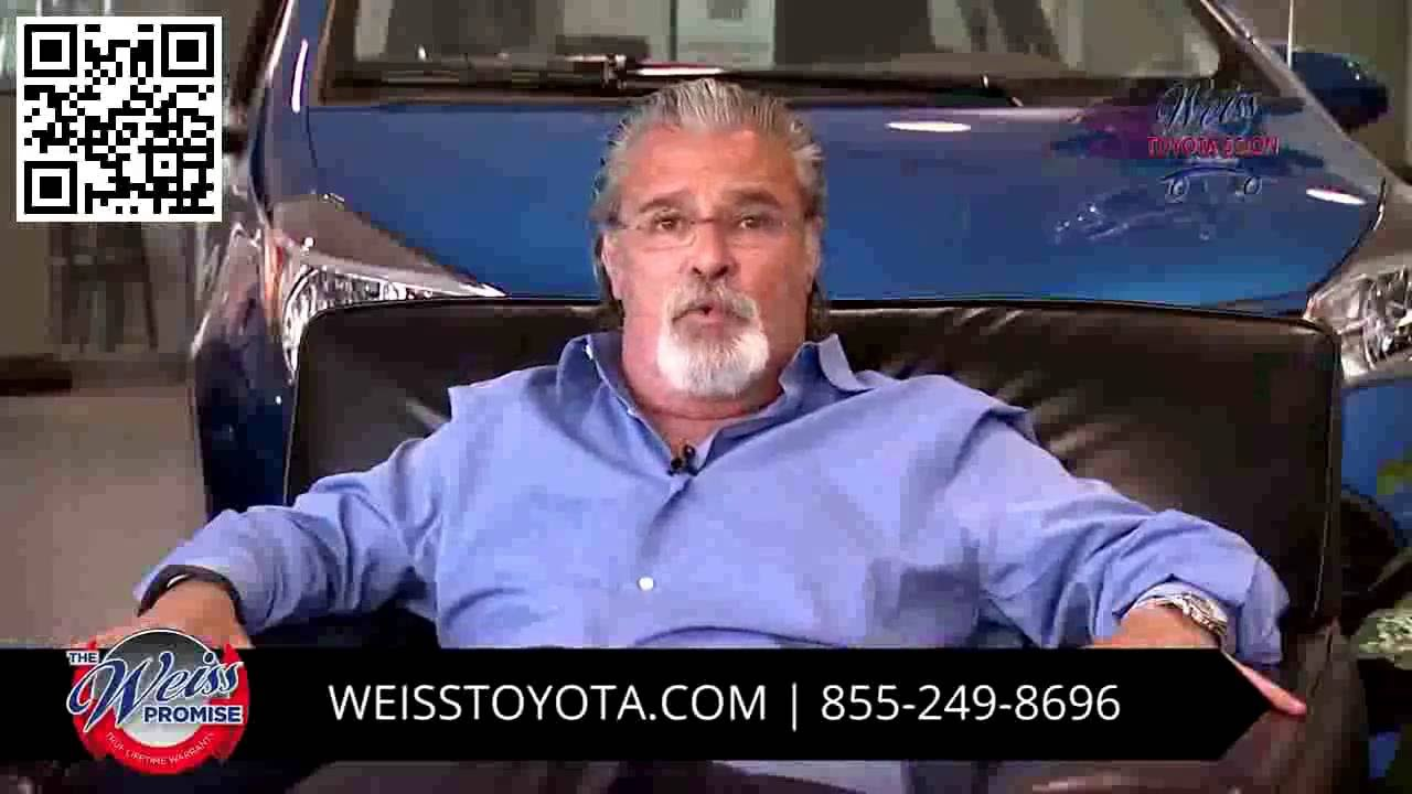 The Weiss Promise St Louis Toyota Dealer Scion Of South County