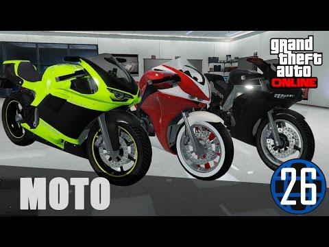 GTA 5 online PC | МОТО | Дело #26