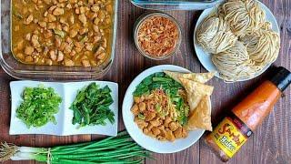 Resep Rahasia Mie Ayam Homemade Super Endullita