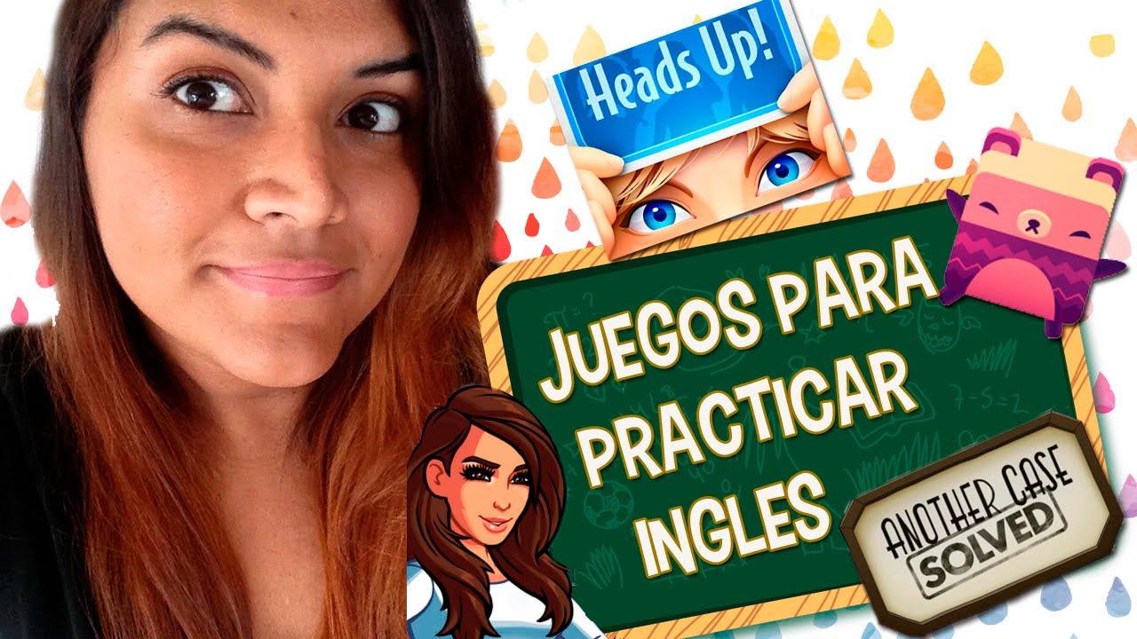 Juegos Para Practicar Ingles Youtube