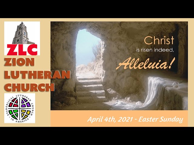 Service - 20210404 - Easter - Full Service